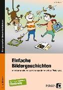 Cover-Bild zu Einfache Bildergeschichten von Kraus, Sandra