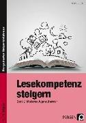 Cover-Bild zu Lesekompetenz steigern 2 von Saliba, Gabriele