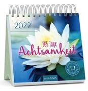 Cover-Bild zu Postkartenkalender 365 Tage Achtsamkeit 2022