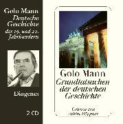 Cover-Bild zu Mann, Golo: Grundtatsachen der deutschen Geschichte