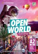 Cover-Bild zu Open World Key Student's Book and Workbook with ebook von Cowper, Anna