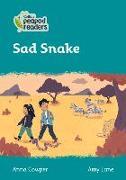 Cover-Bild zu Level 3 - Sad Snake von Cowper, Anna