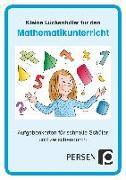Cover-Bild zu Kleine Lückenfüller für den Mathematikunterricht von Kirschbaum, Klara