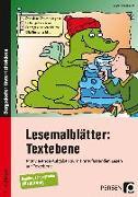Cover-Bild zu Lesemalblätter: Textebene von Kirschbaum, Klara