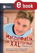 Cover-Bild zu Mathematik im XXL-Format (eBook) von Day-Betschelt, Jennifer