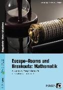Cover-Bild zu Escape-Rooms und Breakouts: Mathematik 5-7 Klasse von Düringer, Lara