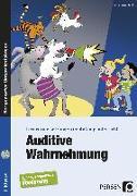 Cover-Bild zu Auditive Wahrnehmung von Rosendahl, Julia