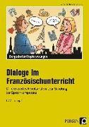 Cover-Bild zu Dialoge im Französischunterricht - 1./2. Lernjahr von Büttner, Patrick