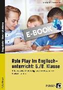 Cover-Bild zu Role Play im Englischunterricht: 5./6. Klasse (eBook) von Büttner, Patrick