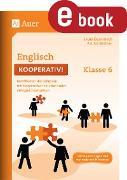 Cover-Bild zu Englisch kooperativ Klasse 6 (eBook) von Büttner, Patrick