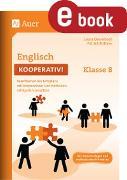 Cover-Bild zu Englisch kooperativ Klasse 8 (eBook) von Büttner, Patrick