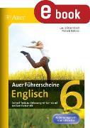 Cover-Bild zu Auer Führerscheine Englisch Klasse 6 (eBook) von Büttner, Patrick