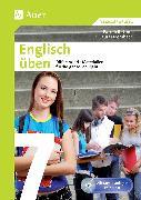 Cover-Bild zu Englisch üben Klasse 7 von Büttner, Patrick