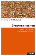 Cover-Bild zu Öffentlichkeiten von Büttner, Urs (Hrsg.)