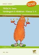 Cover-Bild zu FRESCH-Tests: Verlängern & Ableiten - Klasse 2-4 von Rinderle, Bettina