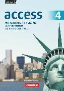Cover-Bild zu Access, Allgemeine Ausgabe 2014, Band 4: 8. Schuljahr, Vocabulary and Language Action Sheets, Kopiervorlagen mit Lösungen von Eberhard, Dominik