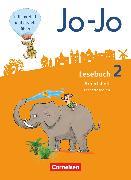 Cover-Bild zu Jo-Jo Lesebuch, Allgemeine Ausgabe - Neubearbeitung 2016, 2. Schuljahr, Arbeitsheft Lesestrategien von Eder, Katja