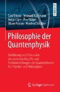 Cover-Bild zu Philosophie der Quantenphysik (eBook) von Friebe, Cord