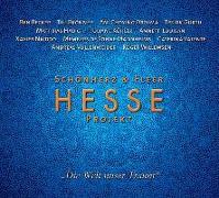 """Cover-Bild zu Hesse, Hermann: Hesse Projekt """"Die Welt unser Traum"""""""