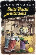Cover-Bild zu Maurer, Jörg: Stille Nacht allerseits (eBook)