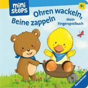 Cover-Bild zu Cordes, Miriam: Ohren wackeln, Beine zappeln
