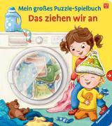 Cover-Bild zu Bookella: Mein großes Puzzle-Spielbuch: Das ziehen wir an