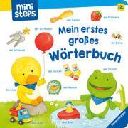 Cover-Bild zu Dierks, Hannelore: Mein erstes großes Wörterbuch