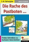 Cover-Bild zu Die Rache des Postboten (eBook) von Schmidt, Jasmin