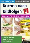 Cover-Bild zu Kochen nach Bildfolgen 1 (eBook) von Bär, Anja
