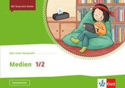 Cover-Bild zu Mein Anoki-Übungsheft. Medien 1/2. Übungsheft Klasse 1/2