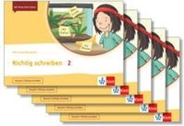 Cover-Bild zu Mein Anoki-Übungsheft. Richtig schreiben 2. Übungsheft im 5er-Paket Klasse 2