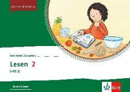 Cover-Bild zu Mein Anoki-Übungsheftt. Lesen 2. Heft B. Übungsheft Klasse 2