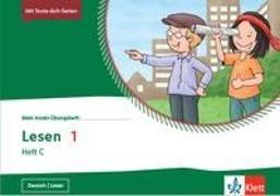 Cover-Bild zu Mein Anoki-Übungsheft. Lesen 1. Heft C. Übungsheft Klasse 1