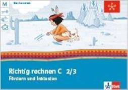 Cover-Bild zu Mein Anoki-Übungsheft. Richtig rechnen C. Fördern und Inklusion. Arbeitsheft 3. Schuljahr