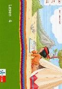 Cover-Bild zu Mein Anoki-Übungsheft. Lesen 4. Arbeitsheft Klasse 4