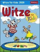 Cover-Bild zu Witze für Kids Kalender 2020