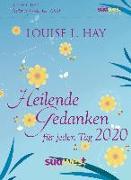 Cover-Bild zu Heilende Gedanken für jeden Tag 2020 Tagesabreißkalender