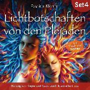 Cover-Bild zu eBook Lichtbotschaften von den Plejaden (Übungs-Set 4)