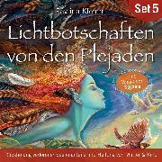 Cover-Bild zu eBook Lichtbotschaften von den Plejaden (Übungs-Set 5)