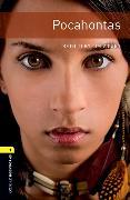 Cover-Bild zu Oxford Bookworms Library: Level 1:: Pocahontas von Vicary, Tim
