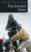 Cover-Bild zu Oxford Bookworms Library Factfiles: Level 3:: The Everest Story von Vicary, Tim