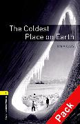 Cover-Bild zu Oxford Bookworms Library: Level 1:: The Coldest Place on Earth audio CD pack von Vicary, Tim