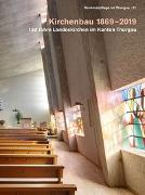 Cover-Bild zu Kirchenbau 1869-2019
