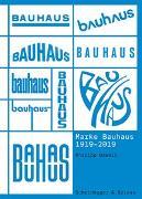 Cover-Bild zu Marke Bauhaus 1919-2019