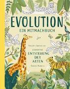 Cover-Bild zu Radeva, Sabina: Evolution - Ein Mitmachbuch