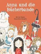 Cover-Bild zu Dupin, Olivier: Anna und die Bücherbande