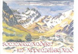 Cover-Bild zu Sommerwandern im Appenzellerland