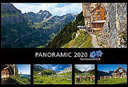 Cover-Bild zu Cal. Panoramic Switzerland Ft. 48x33 2020