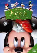 Cover-Bild zu Mickys turbulente Weihnachtszeit