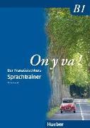 Cover-Bild zu On y va ! B1. Sprachtrainer von Laudut, Nicole